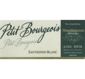 Henri Bourgeois Sauvignon Petit Bourgeois French White Wine