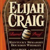 Elijah Craig Barrel Proof Small Batch 139.4 Kentucky Bourbon Whiskey 750 mL