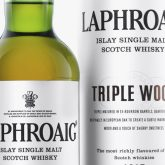 Laphroaig Triple Wood Single Malt Islay Scotch Whisky 750 mL