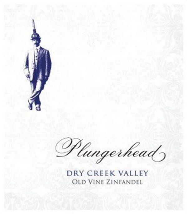 Plungerhead Dry Creek Zinfandel 2013 California Red Wine